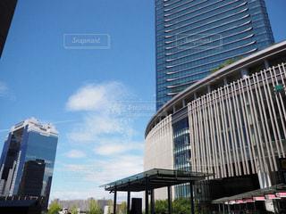 都市の高層ビルの写真・画像素材[1379722]