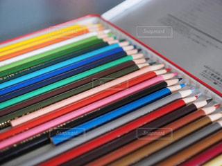 色鉛筆の写真・画像素材[1393529]