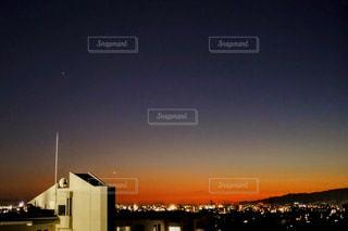 夕焼けの写真・画像素材[1499085]