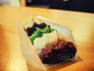 和菓子の写真・画像素材[1571882]