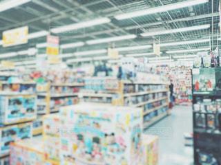 おもちゃ売り場の写真・画像素材[1573765]