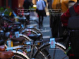 自転車の写真・画像素材[1573773]