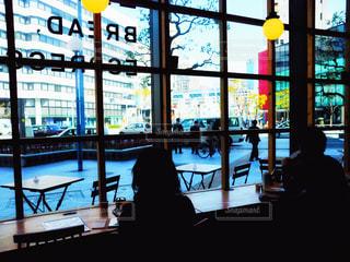 カフェの写真・画像素材[1573800]