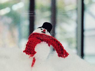 雪だるま雪だるまの写真・画像素材[1629629]