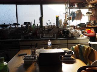 実家の台所の写真・画像素材[1711827]