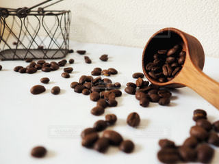 コーヒー豆の写真・画像素材[1806342]