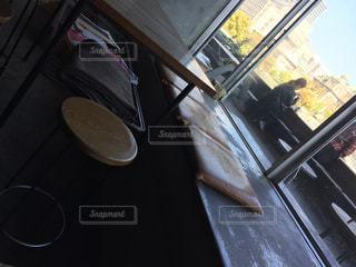 カフェの写真・画像素材[2045564]