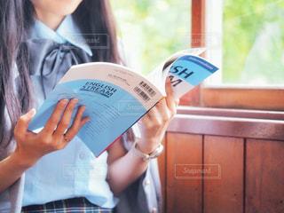 英語の勉強の写真・画像素材[2116557]