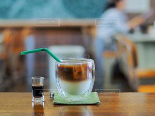 アイスコーヒーの写真・画像素材[2125262]
