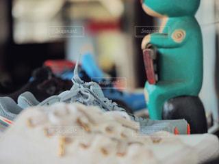 おもちゃのクローズアップの写真・画像素材[2125283]