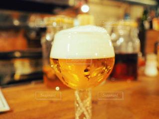ビールの泡の写真・画像素材[2280620]