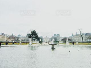 ヨーロッパの公園の写真・画像素材[2868233]