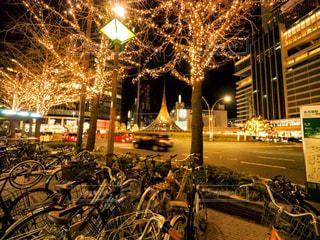 街灯の写真・画像素材[2882069]