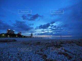 海辺の景色の写真・画像素材[3659950]