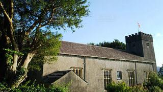 田舎の教会の写真・画像素材[928496]