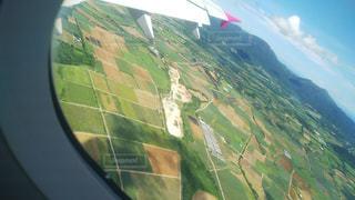 飛行機からの写真・画像素材[928618]