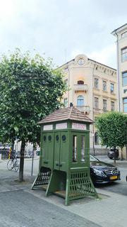 ストックホルムの電話ボックス - No.928667