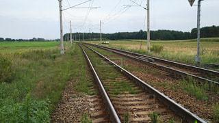 線路は続くよの写真・画像素材[929368]