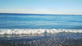 ニースの浜辺の写真・画像素材[929373]