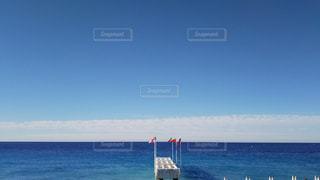 ニースのビーチの写真・画像素材[929375]