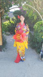 沖縄の伝統衣装 - No.936311