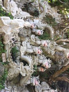 ベトナム ダナン 五行山 龍の石像の写真・画像素材[928375]