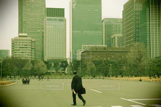 東京のサラリーマンの写真・画像素材[1835676]