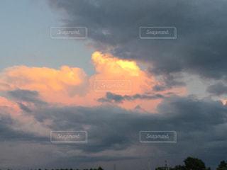 空の雲の写真・画像素材[928951]