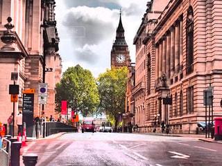 ロンドン時計台がある風景の写真・画像素材[930135]