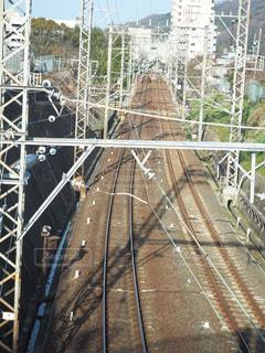 線路の写真・画像素材[981925]