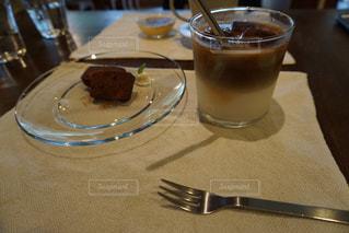カフェでコーヒーの写真・画像素材[929705]