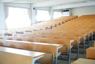 大学の教室の写真・画像素材[929633]