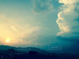 空の雲の写真・画像素材[930632]