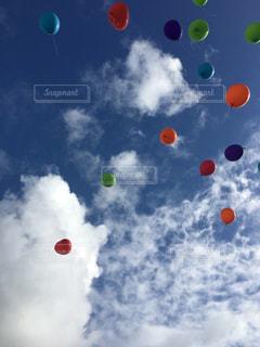 空には雲のグループ - No.931367