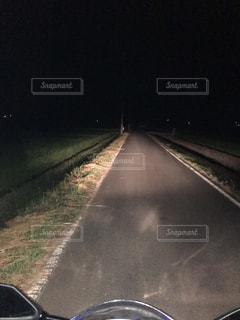 田舎の夜道 - No.931182