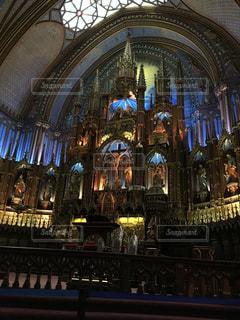 ノートルダム大聖堂の写真・画像素材[931400]