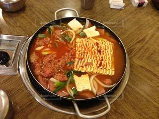 韓国料理 プデチゲの写真・画像素材[932554]
