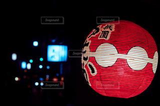祇園とネオンの写真・画像素材[932290]