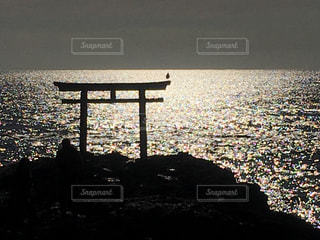 茨城県・大洗磯前神社の写真・画像素材[932070]