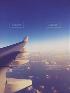 飛行機の窓から - No.939208