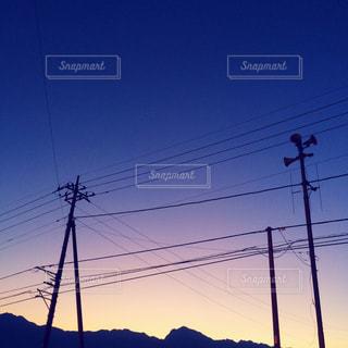 空のグラデーションの写真・画像素材[945435]