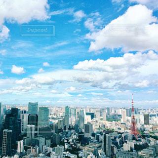 展望台から見えた景色の写真・画像素材[945436]