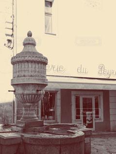 フランスの噴水の写真・画像素材[947154]