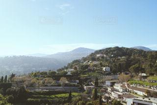 フランスの田舎の風景の写真・画像素材[947188]