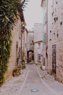 フランスの小さな田舎の写真・画像素材[947219]