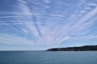 南フランスの海の写真・画像素材[947412]