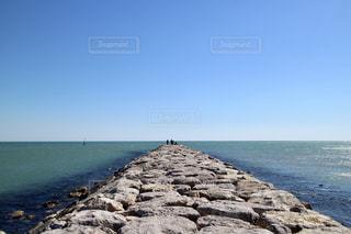 フランスの海の写真・画像素材[954503]