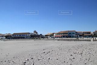 フランスの海岸の写真・画像素材[954504]