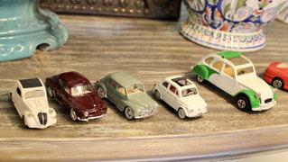 古いおもちゃの車の写真・画像素材[954520]