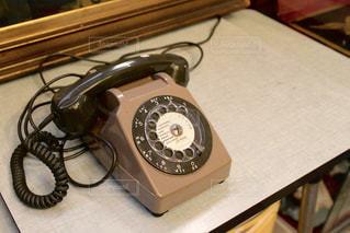 古い電話の写真・画像素材[954526]